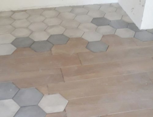 Posa in opera pavimenti e rivestimenti in gres porcellanato